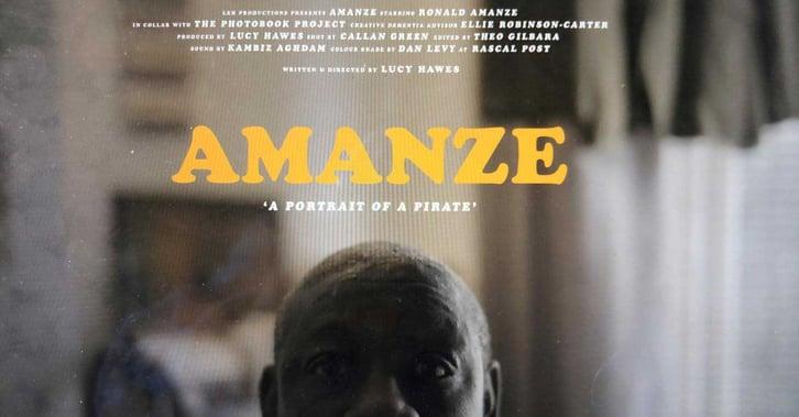Amanze film poster